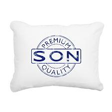 Premium Quality Son Rectangular Canvas Pillow