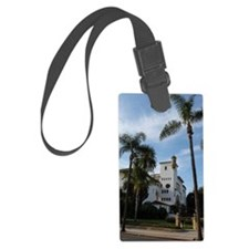 Courthouse Luggage Tag
