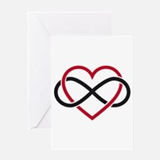 Love Forever Greeting Cards