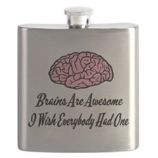 Brains Are Awesome Flask