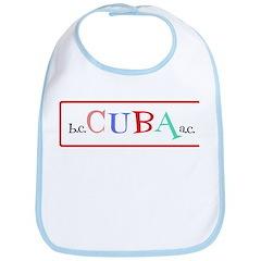 Cuba BC AC Fun Bib