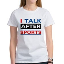 Funny Sports Quote Tee