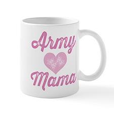Army Mama (grunge) Mug