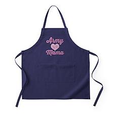 Army Mama (grunge) Apron (dark)