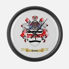 Dodds Large Wall Clock
