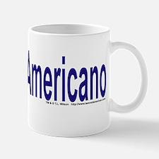 """I am not American"" Spanish - Mug"