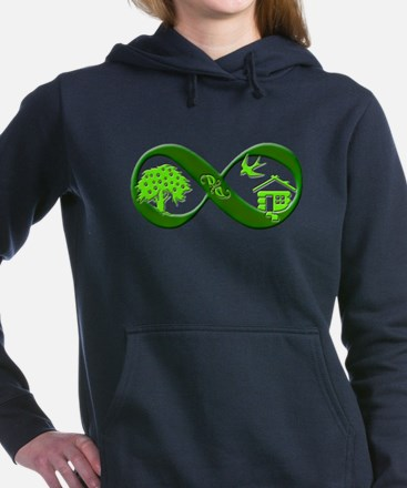 Permaculture Hooded Sweatshirt