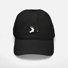 Boston Terrier Baseball Baseball Hat