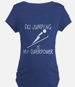 SKI JUMPING is My Superpower T-Shirt