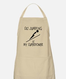 SKI JUMPING is My Superpower Apron