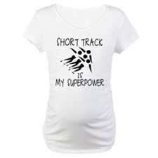 SHORT TRACK is My Superpower Shirt