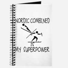 NORDIC COMBINED is My Superpower Journal