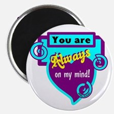 Always On My Mind-Willie Nelson Magnets