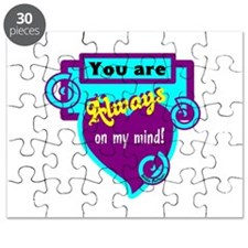 Always On My Mind-Willie Nelson Puzzle
