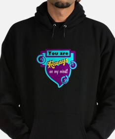 Always On My Mind-Willie Nelson Hoodie