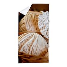 Unique Crochet Beach Towel