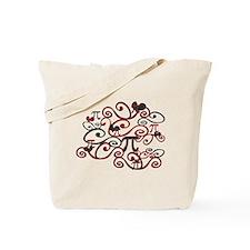 Whimsy Math Pi Tote Bag