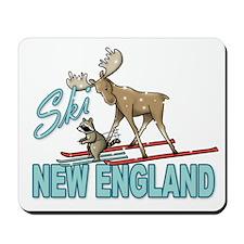 Ski New England Mousepad