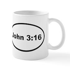 John 3:16 Mugs