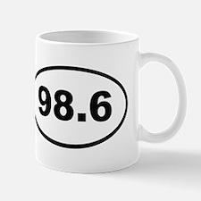 98.6 Mugs