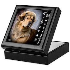 Tibetan Mastiff Keepsake Box
