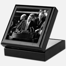 John F. Kennedy Keepsake Box