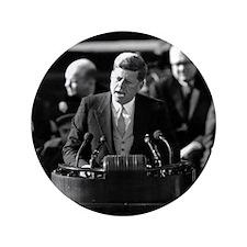 "John F. Kennedy 3.5"" Button"