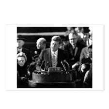 John F. Kennedy Postcards (Package of 8)