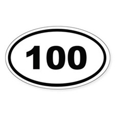 100 Decal