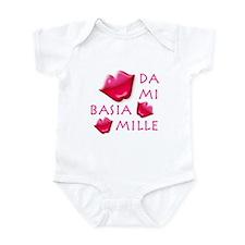 Da Mi Basia Mille Infant Bodysuit