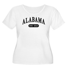 Alabama Disc Golf Plus Size T-Shirt