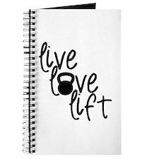 Live, Love, Lift Journal