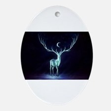 yule Ornament (Oval)