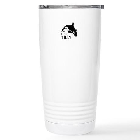 Free Tilly Travel Mug