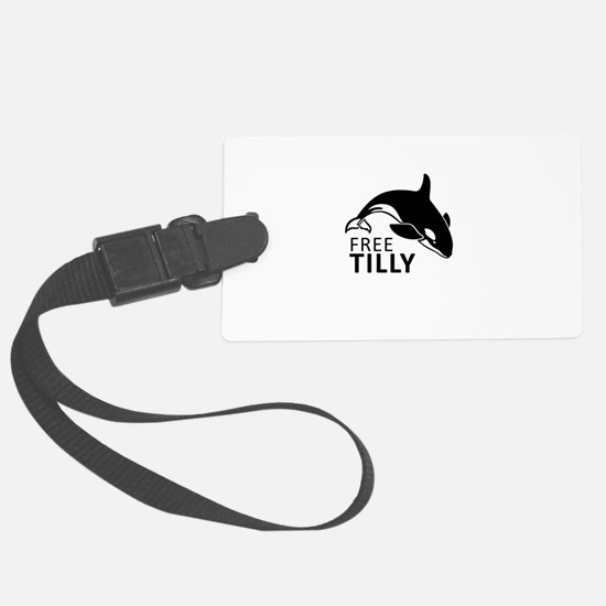 Free Tilly Luggage Tag