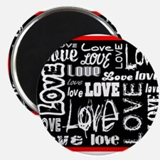 All Kinds Of Love Magnets