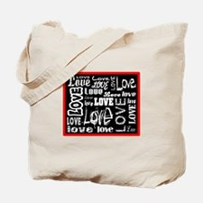 All Kinds Of Love Tote Bag
