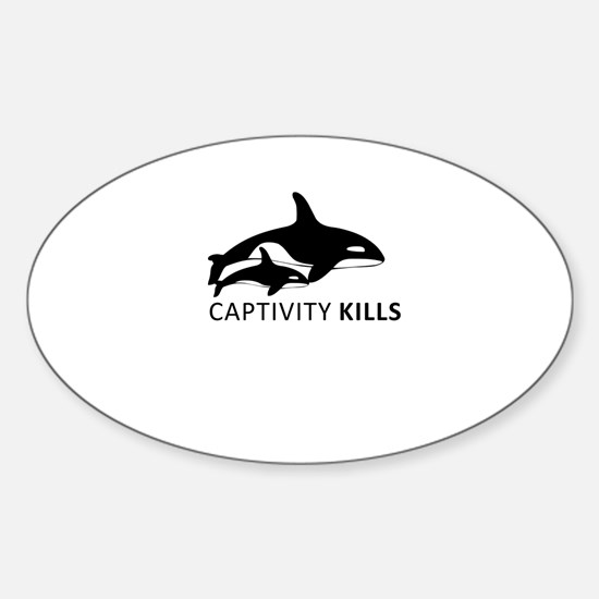 Captivity Kills Decal