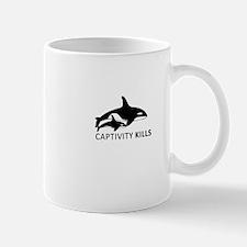 Captivity Kills Mugs