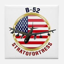 B-52 Stratofortress Tile Coaster