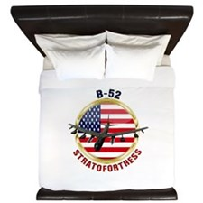 B-52 Stratofortress King Duvet