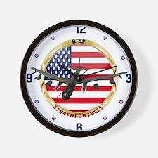 B-52 Stratofortress Wall Clock