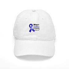 Colon Cancer Support Baseball Cap