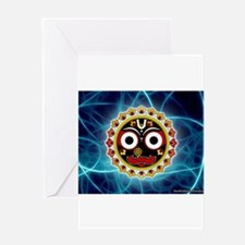 Lord of the Universe Greeting Cards