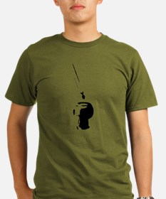 dabbing in action T-Shirt