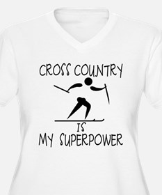 CROSS COUNTRY is My Superpower T-Shirt