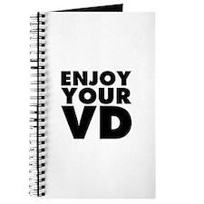 Enjoy Your VD Journal