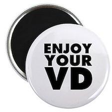 Enjoy Your VD Magnet