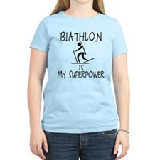 BIATHLON is My Superpower T-Shirt