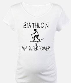 BIATHLON is My Superpower Shirt